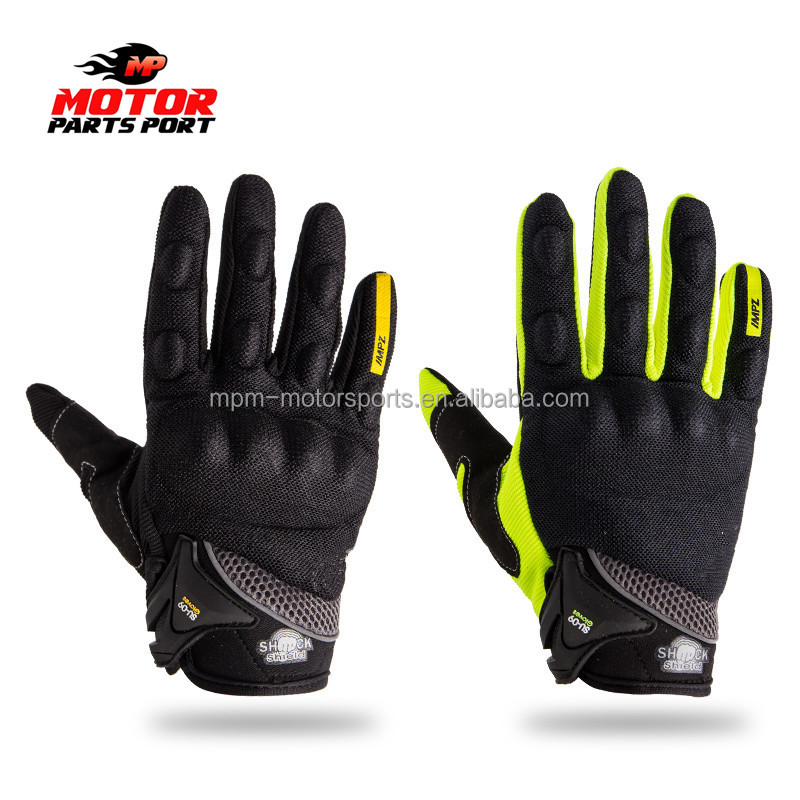 Hand protect cycling gloves for racing motorcycle gloves