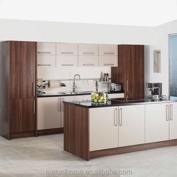 Brand New White Quartz Stone Melamine Board Kitchen Unit Buy