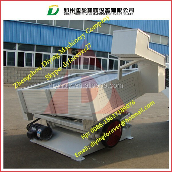 MGCZ series 2-10t/h hulled Millet separating machine / Unhulled paddy rice separator
