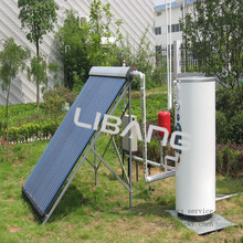 solar water heater heat pipe camping solar heaters