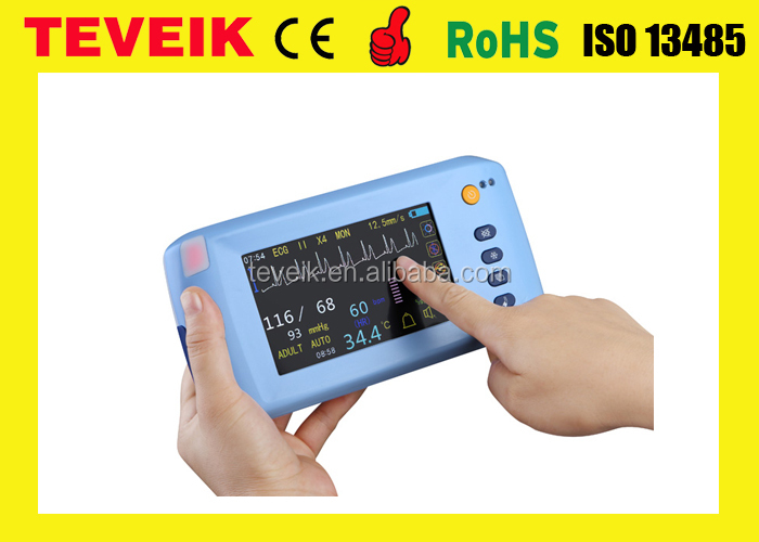 Factory Price Support OEM ODM Adult Pulse Oximeter with LCD Display with high quality