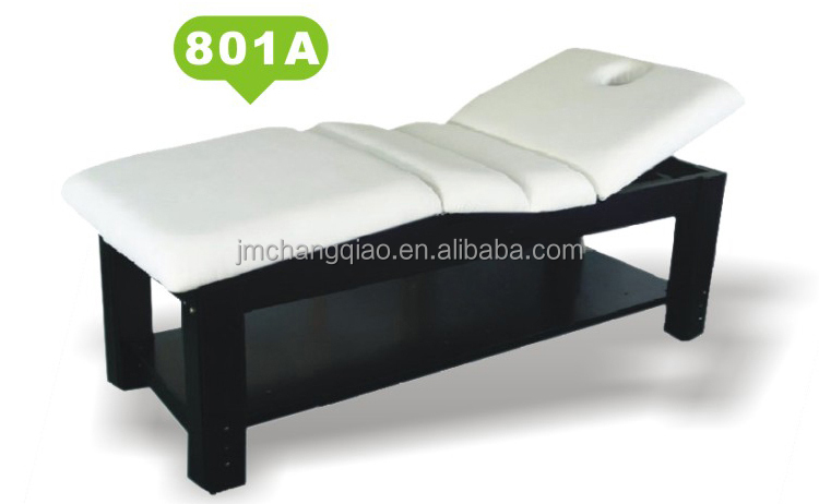 CE Electric Massage Table Spa massage bed /massage tables & beds portable wooden massage tables & beds 801A