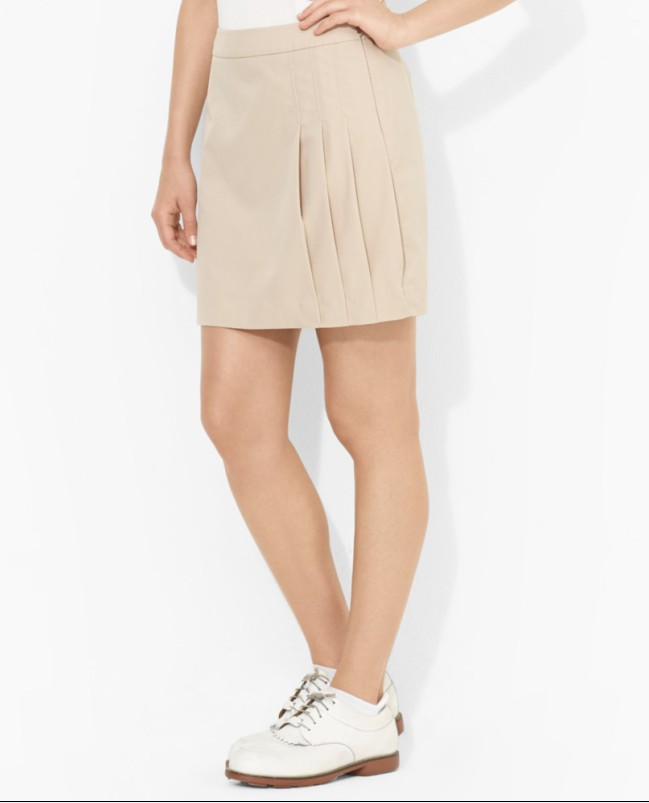 Women High-Performance Stretch Skort