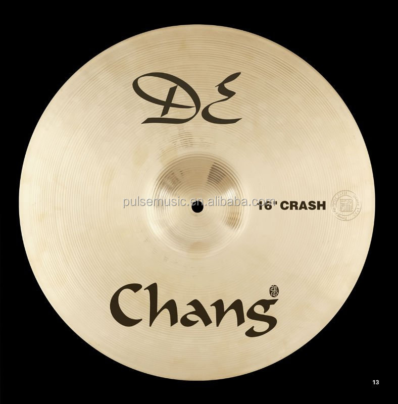 professional Chinese Cymbal Set For Drum set percussion