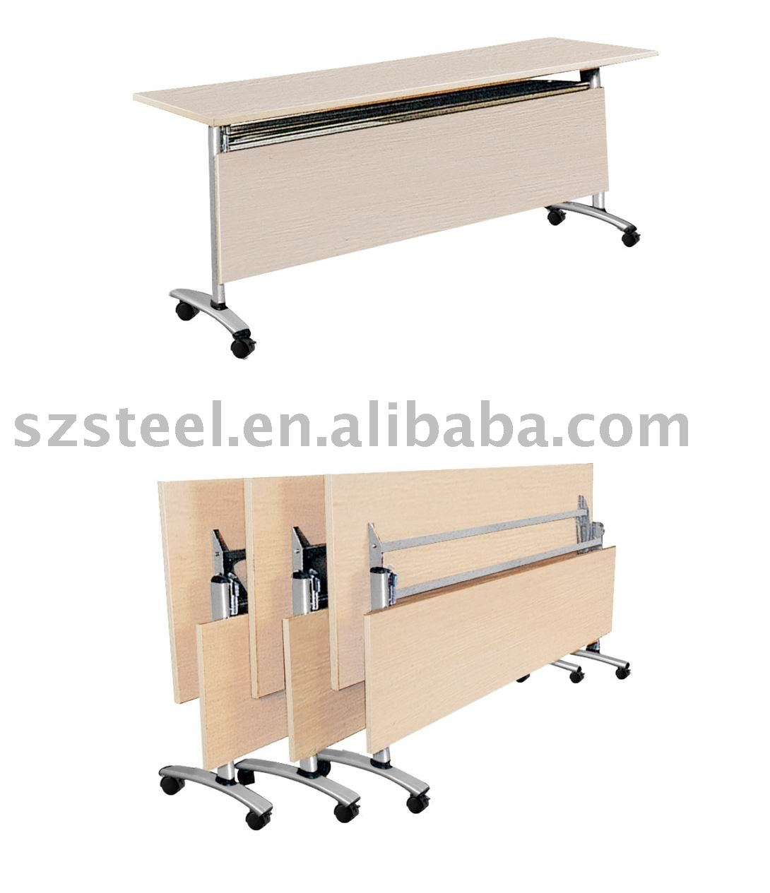 Wooden Foldable Training Table Folding Table Desk Buy Conference - Foldable training table