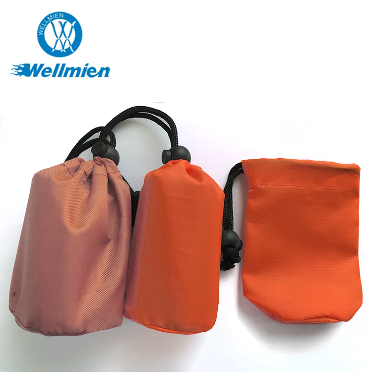 Thermal Mylar Emergency Body Shape Sleeping Bag