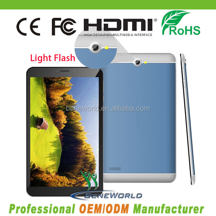 Powerful 8inch mtk8392 octa core tablet pc with ips 1280*800, dual 2g/3g sim card,gps