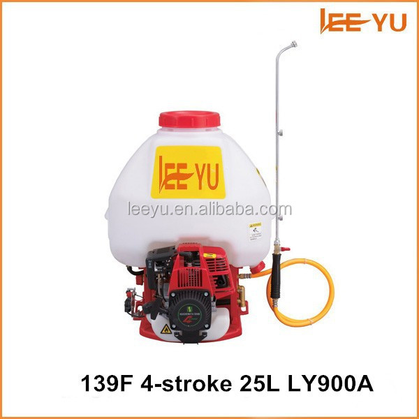 hot sale 25L 4-stroke knapsack power sprayer 900A