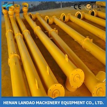 Good Performance Small Screw Conveyor/Spiral Screw Auger Conveyor Production Line
