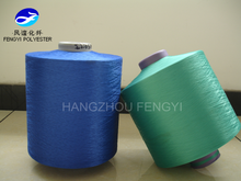 polyester textile yarn 450D filament 144f