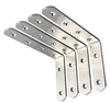 High Quality Solid Stainless Steel L Shape Bracket, Heavy Duty Corner Brace Wall Hanging Bracket