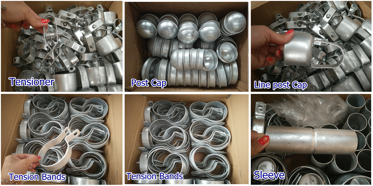 "2 3/8"" Galvanized Metal Rain Cap"