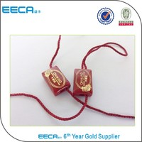 2016 custom round rectangular plastic seal wholesale made in china