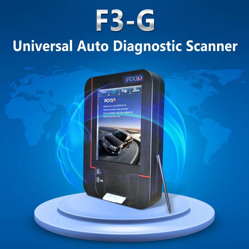 Chrysler,Gm,Buick,Gmc,Jeep,Man,Mack,Fuso,Suzuki,Auto Scan For All Cars,Fcar  F3 G Scan Tool,Car Diagnostic Scanner - Buy Car Diagnostic Scanner,Auto