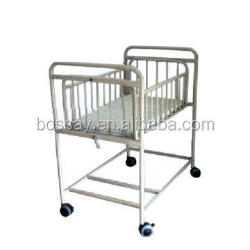Te Koop Babybedje.Ziekenhuis Kindje Winkelwagen Ziekenhuis Babybed Roestvrij Staal
