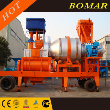 40tph small Mobile type mini asphalt mixing plant for sale