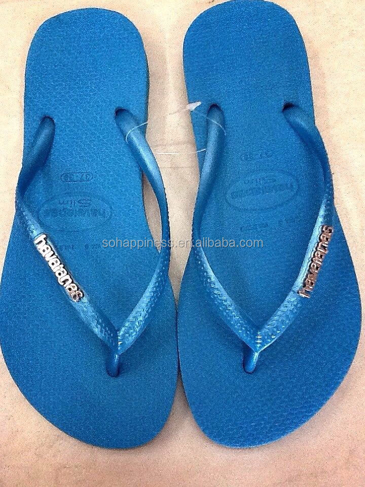 2016 Cheap high quality rubber shoes indoor slippers made in china factory one dollar flip flops