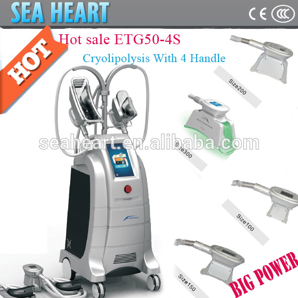best selling in America cryolipolysis fat freeze slimming machine