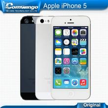 Unlocked Original iphone 5 used phone 8MP Camera 16/32GB ROM Wifi GPS WCDMA 3G Used apple iphone5 Free Shipping