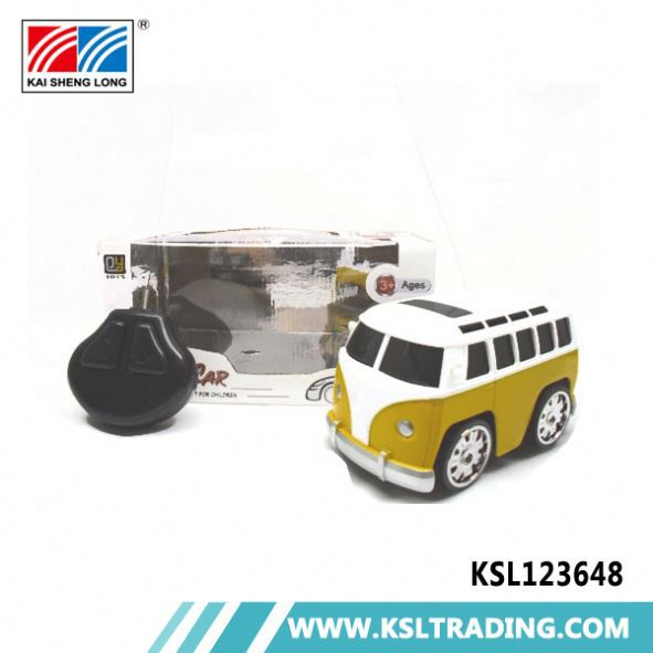 Newest design china factory direct sale model bus rc low price