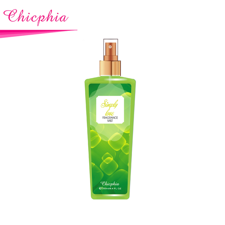 Chicphia 250 มิลลิลิตร Men Antiperspirant Deodorant Body Spray
