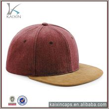 New fashion custom 5 panel snapback caps supplier
