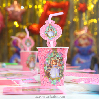 Sophia Amusement Park Theme Decorationsbaby Shower Party Suppliesparty Supplies Birthday