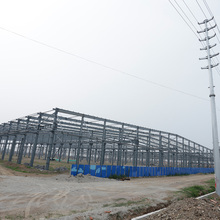 Chinese Credible Supplier Farm Steel Structure Building