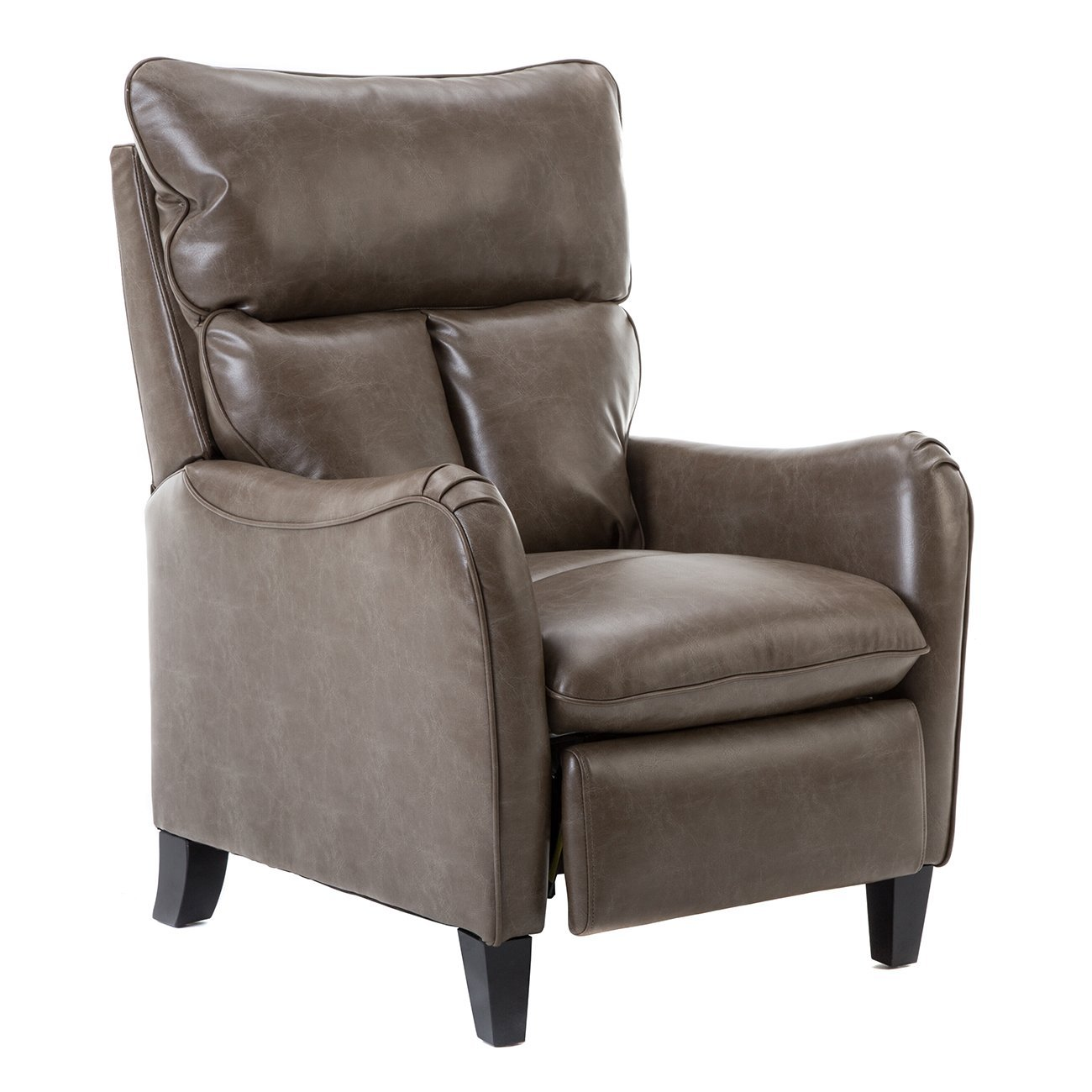 Pleasant Cheap Taupe Leather Recliner Find Taupe Leather Recliner Gmtry Best Dining Table And Chair Ideas Images Gmtryco
