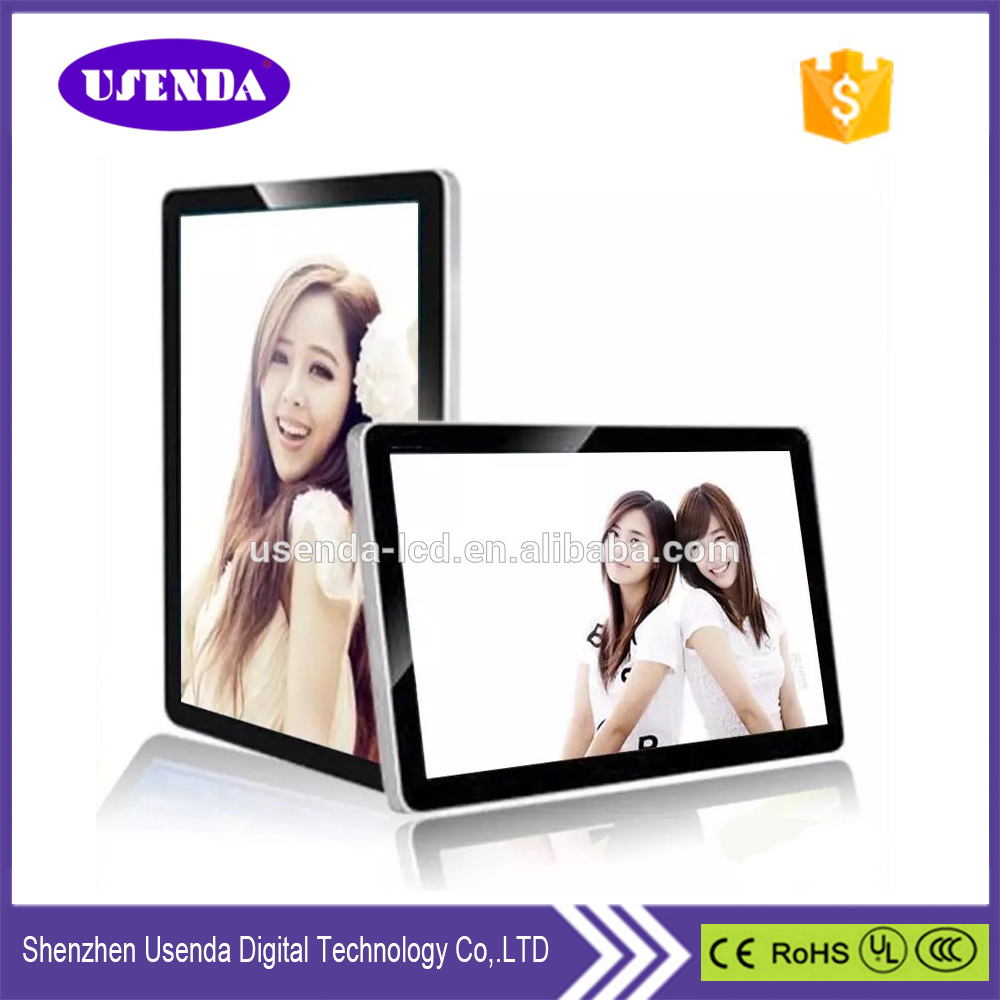 3 years warranty 37 inch POP LCD Display advertising digital monitor
