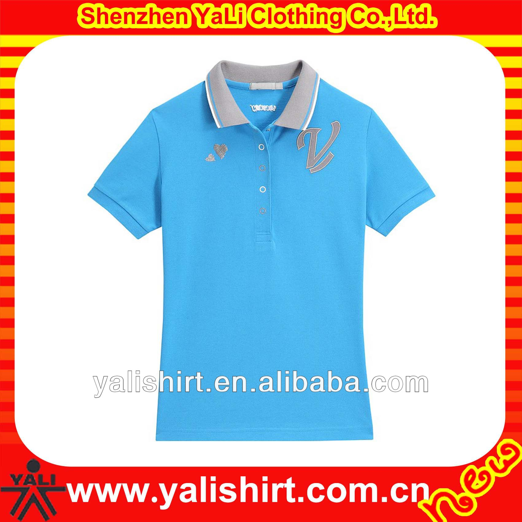 dry fit high quality cheapest comforable good looking wholesale polo shirts for women