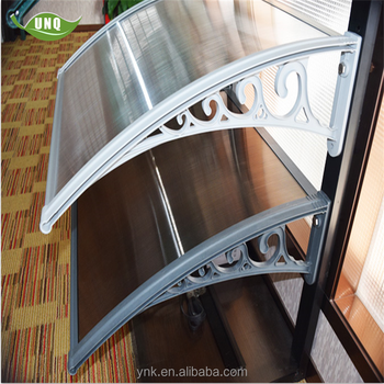 Polycarbonate Plexiglass Awning For Door For Doors And Windows Buy