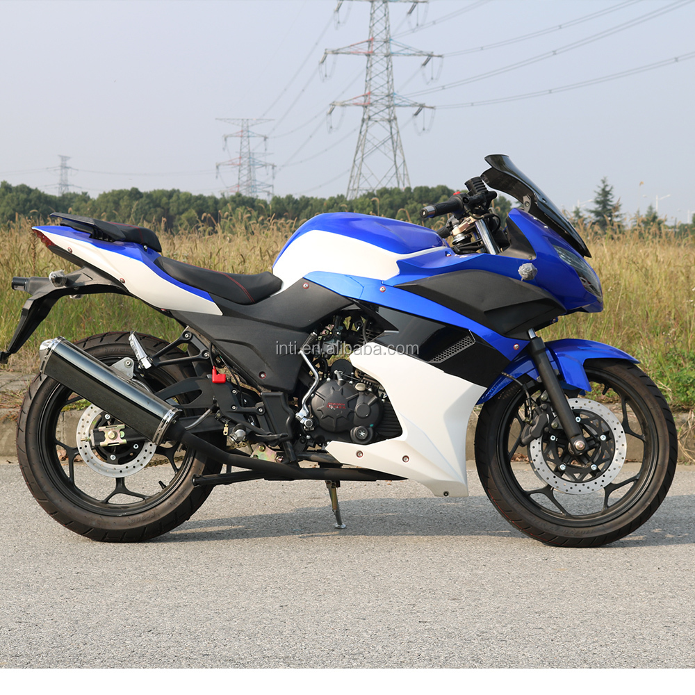 China cheap hot sale bajaj 150cc 200cc 250cc 300cc 350cc CBR eec steet racing sport enduro 250cc automatic motorcycle