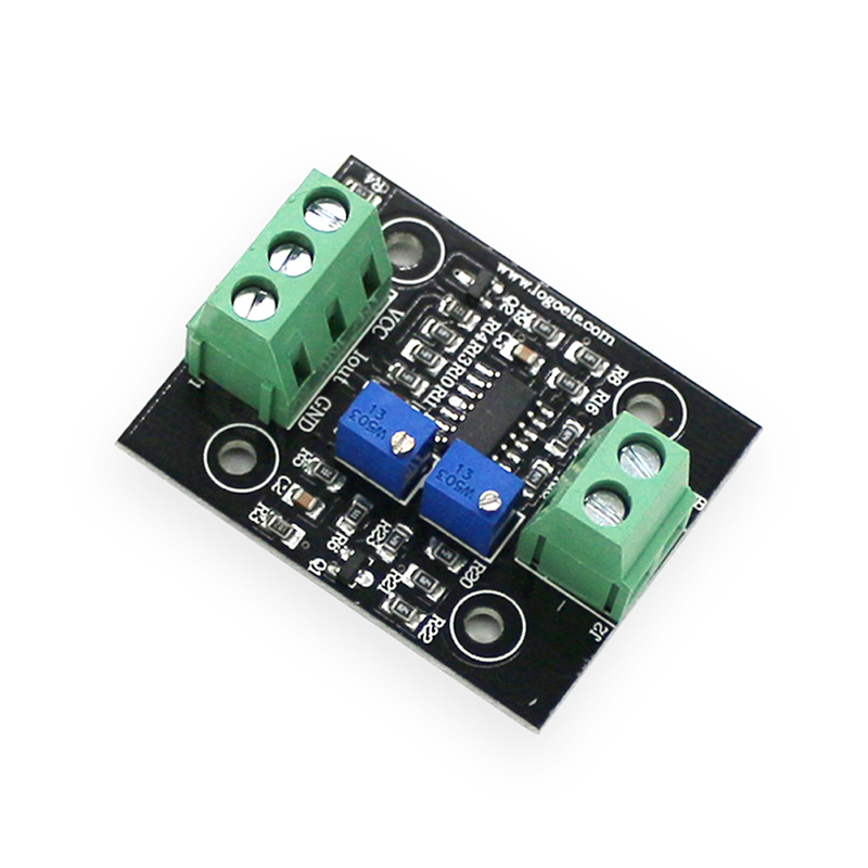 5pcs/lot Voltage to current <strong>module</strong> 0-5V/10V to 4-20mA Linear Transmitter Board for electronics equipment control