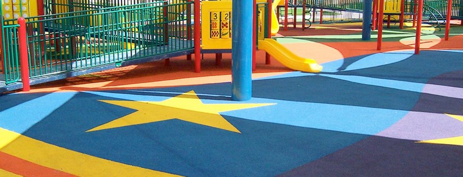 Gym Rubber Floor Mat Sports Courts Usage Outdoor Rubber