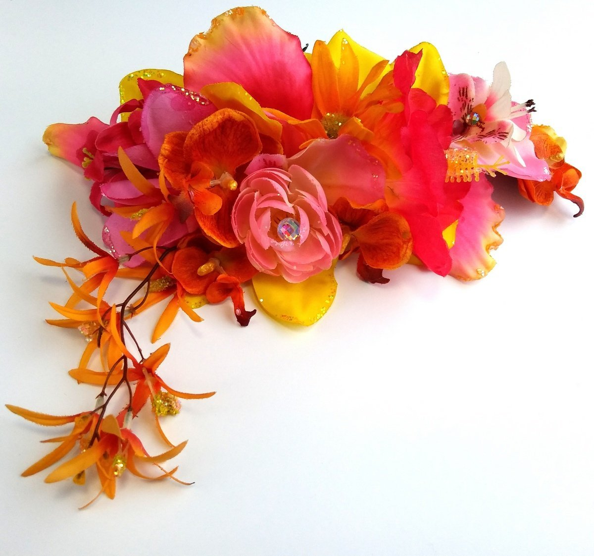 Cheap Orange And Pink Flower Find Orange And Pink Flower Deals On