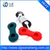 fish bone silicone earphone winder/cord manager/cable winder