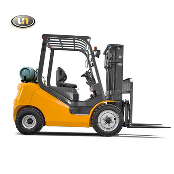 Prompt Delivery Safety Item 1.5ton Gasoline and LPG Fork lift Truck
