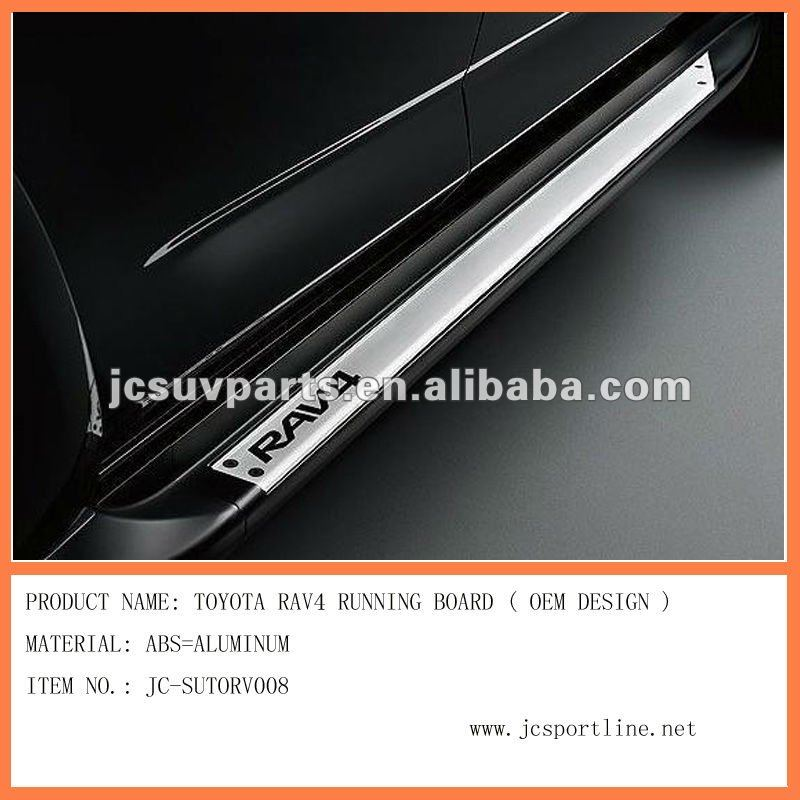 for Toyota Rav 4 Running Board OEM Design