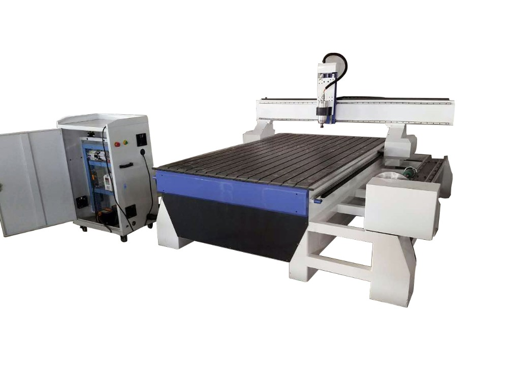 China 3d 1325 Wood 4 Axis Cnc Router For Sale Buy 4 Axis