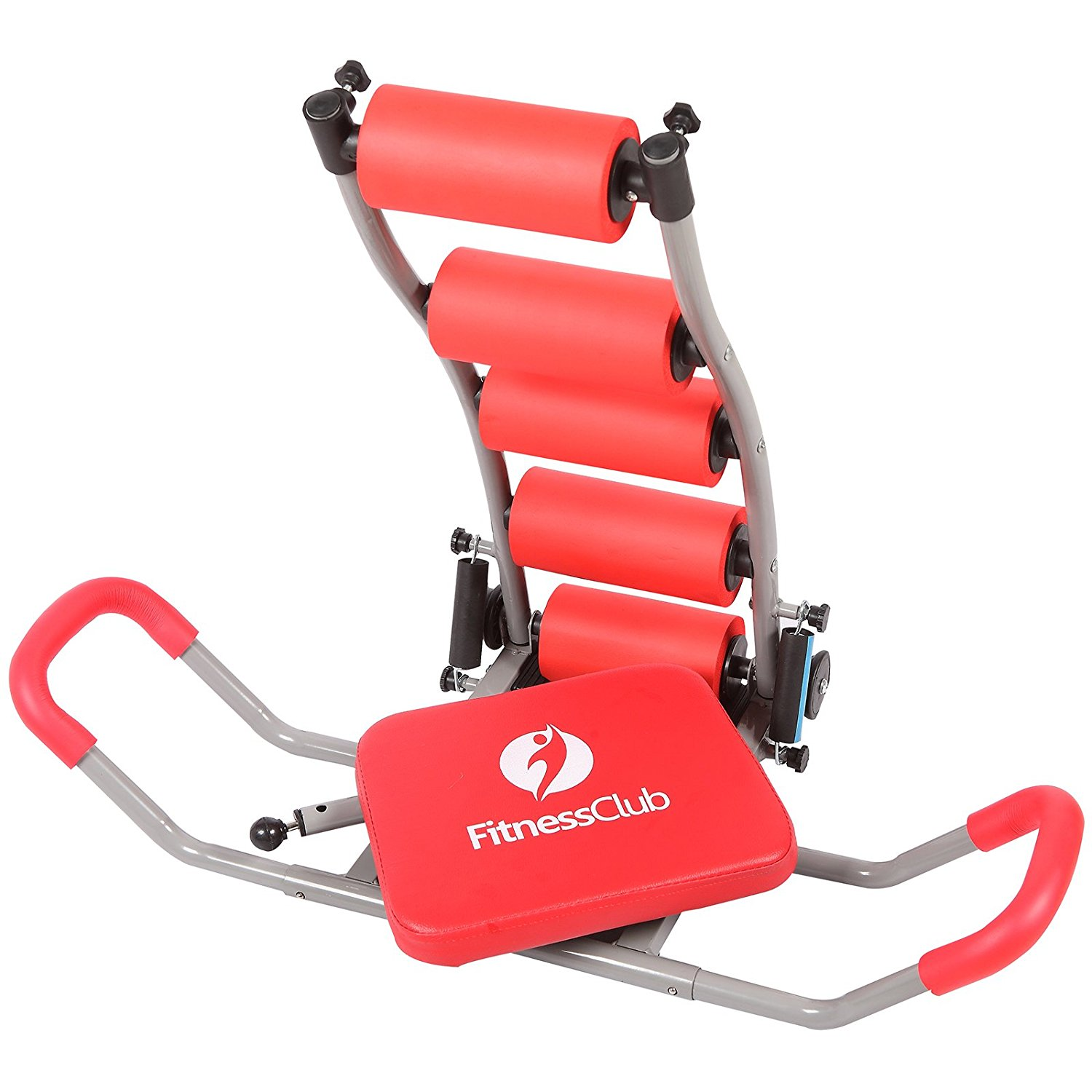 H.B.S AB Exerciser Twister Total Complete Abdominal Trainer Fitness Exercise Workout Machine