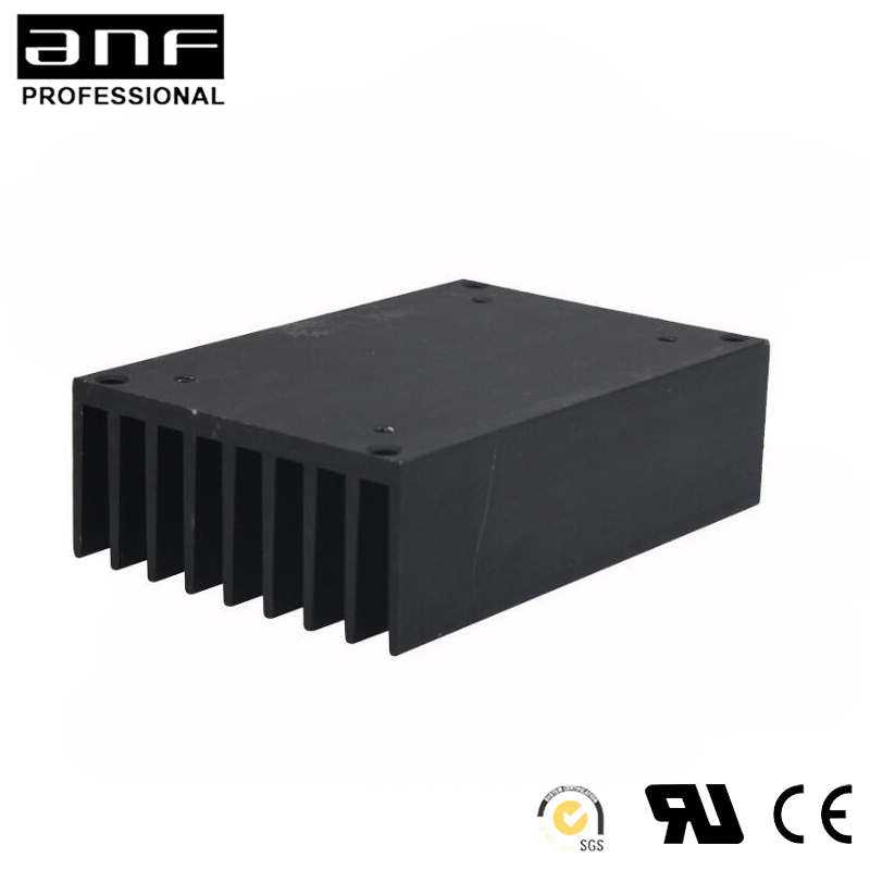 New design led extruded aluminum heat sink