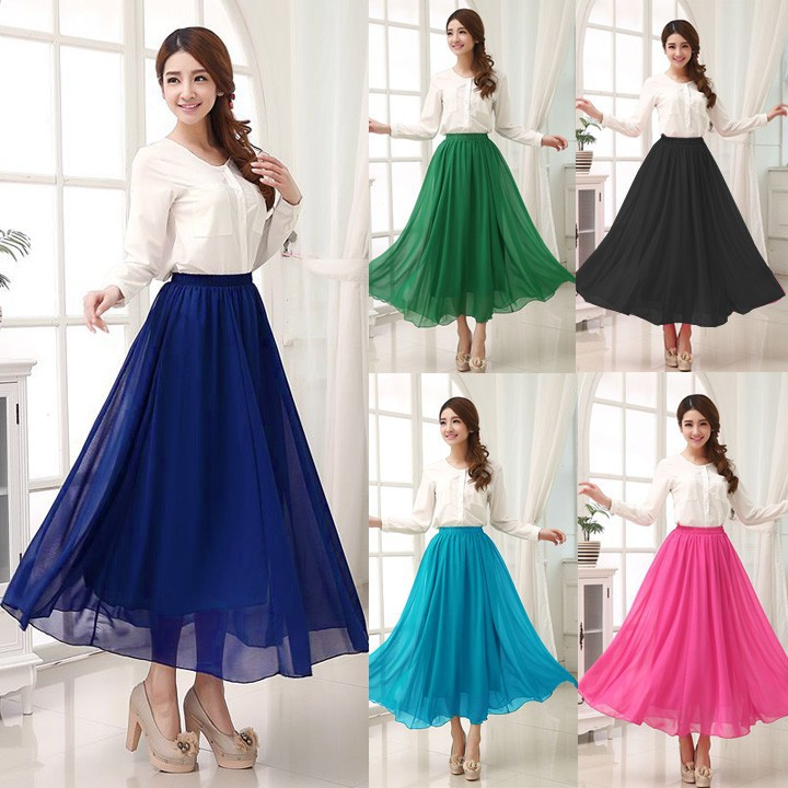 Long Layered Skirts, Long Layered Skirts Suppliers and ...
