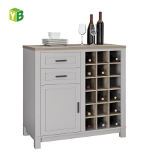 Mini Bar Furniture Modern Wine Storage Cabinet
