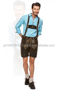 Deutsch bayerische oktoberfest trachten short length lederhosen herren Leder Shorts Antike Moor Buy Deutsch Lederhosen,Herren Lederhosen,Schwarze