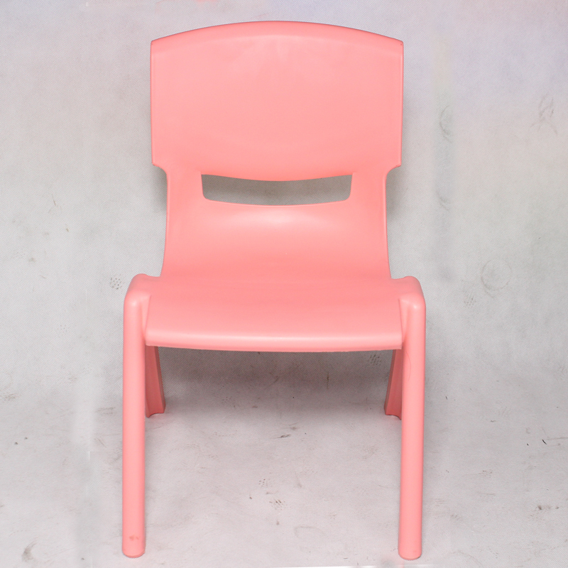 new color of children plastic stackable chair
