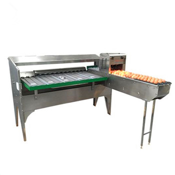 good quality electronic egg grading machine with printer