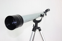 Auto tracking equatorial mount for astronomical telescope