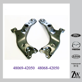 T0y0ta Rav4 2006-2013 Control Arm Front Lower Left 48069-42050 And Right  48068-42050 - Buy T0y0ta Rav4 Control Arms,Lower Control Arm,Control Arm