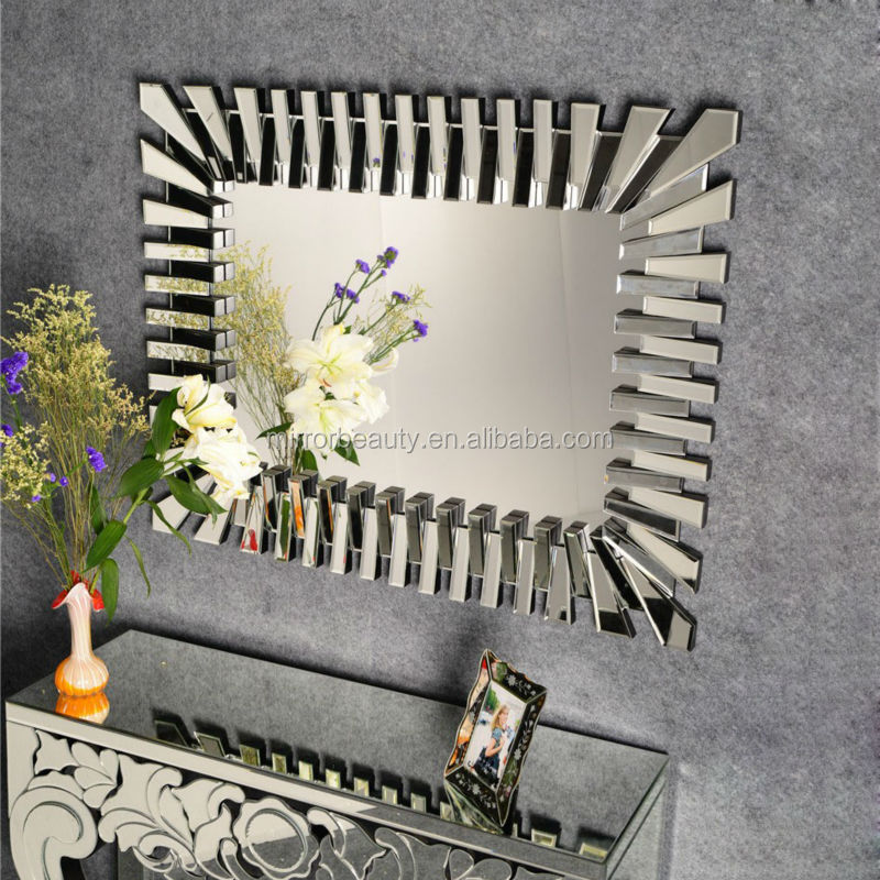 Cheap 3d Design Decorative Wall Mirror Glass Wholesale ...